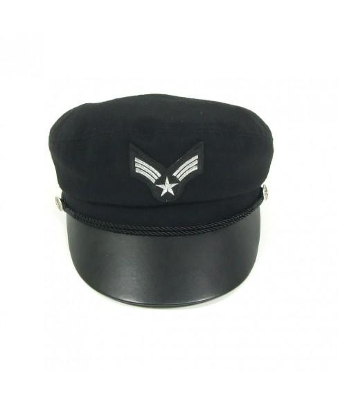 Sapca Police Academy Negru