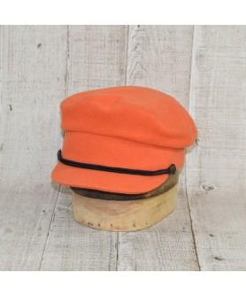 Sapca Model Greek Fisherman's Orange