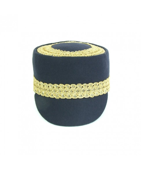 LIMITED EDITION - Bleumarin Chip with Gold Application