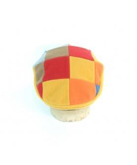 Classic Pachwork Multicolor Cap