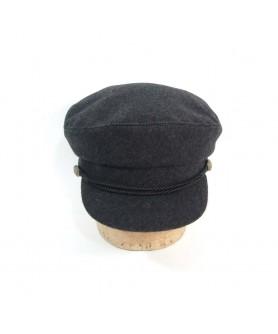 Fiddler Dark Gray Cap
