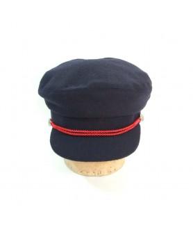 Fiddler Navy Blue Cap