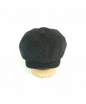 Newsboy Dark Gray  Model Peaky Blinders Cap