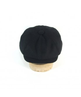 Newsboy Black Model Peaky Blinders Cap