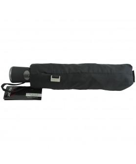 Umbrela ploaie Doppler Alu-FiberGlas Model Negru Uni 730167
