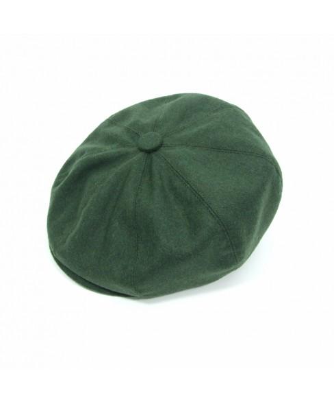 Sapca Gavroche  Verde Model (Peaky Blinders)