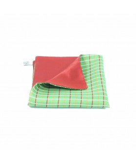 Red and Green Pocket