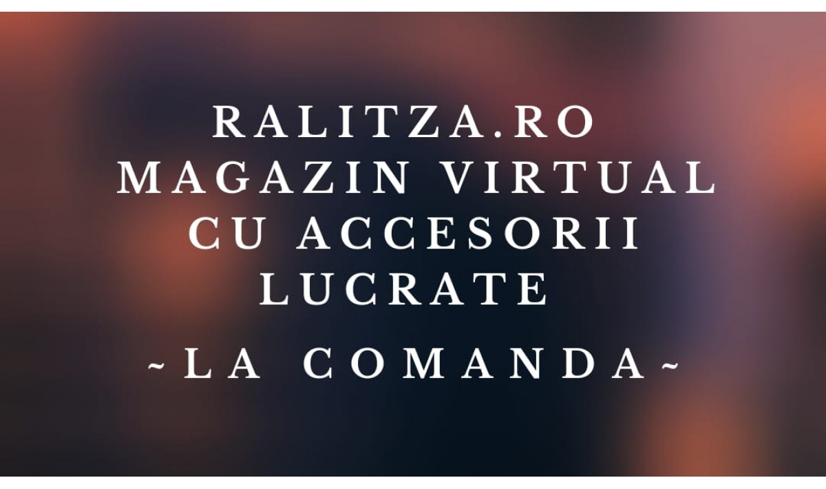 Ralitza.ro - slider 1