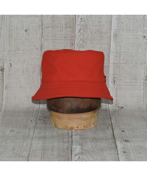 Palarie Model Bucket Rosu
