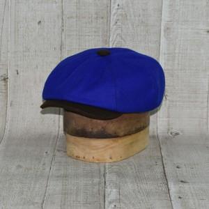 Sapca Model Newsboy Peaky Blinders Albastru Regal