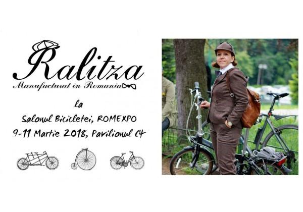 Accesoriile Ralitzas Tailoring la Salonul Bicicletei 2018