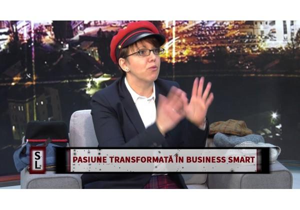 Șapca și secolul 21 - Smart Live a7tv Cu Elena Banciu